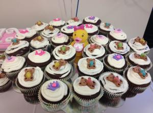 SJU- Baby Shower Cupcakes- Small